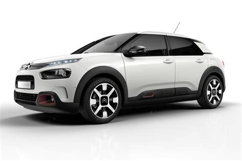 Citroen C4 Cactus Facelifted Airbumps Out, Comfier Ride