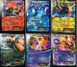 new mega pokemon ex cards 2015 images