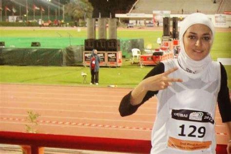 Od Beograda do Tokija: Iranska atletičarka piše ...