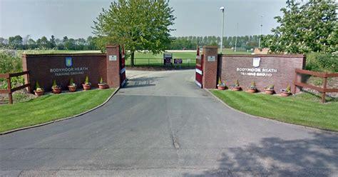 Aston Villa Ground Training