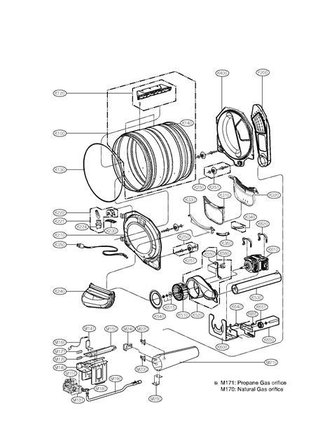 kenmore  dryer parts sears partsdirect