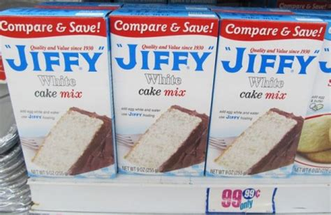 jiffy cake mix delightfully anachronistic package design 187 ted parsnips