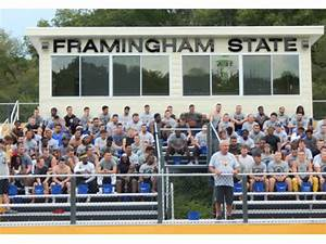 Framingham State Football Takes Ice Bucket Challenge To ...