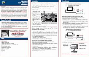 Roadmaster Vrbcs300wca Wireless Backup Camera User Manual