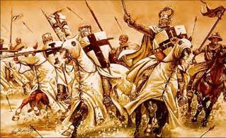 Image result for Christian soldiers on the First Crusade