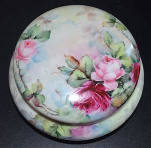 Excited To Share The Latest Addition To My  Etsy Shop  Antique Limoges Dresser Box French