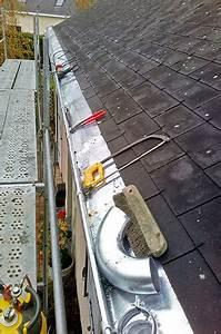 Comment Nettoyer Du Zinc : fabulous nettoyage de gouttire zinc alu cuivre et pvc aprs les chutes de feuilles et au moins ~ Melissatoandfro.com Idées de Décoration