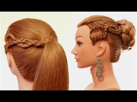 easy hairstyle for every day hairstyles for long hair