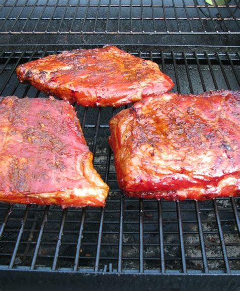 sides for ribs on the grill grilled cajun blueberry bbq ribs rants from my crazy kitchen