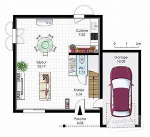 Maison pour primo accedants detail du plan de maison for Plan de petite maison