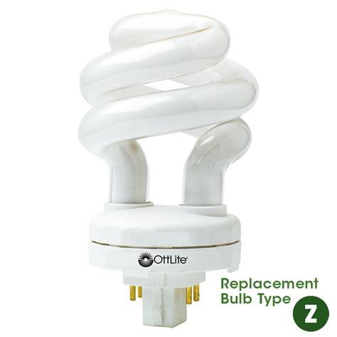 ottlite 18 watt in swirl bulbs and