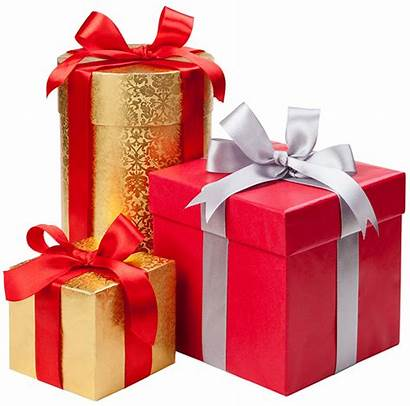 Christmas Gifts Holiday Presents Transparent Gift Background
