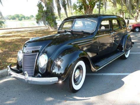 '37 Chrysler Airflow  Dream Garage  Pinterest Cars