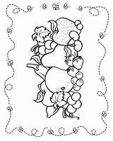 Coloring Fruit Printable Herb Buds Frutas Delight Bordar Taste Dibujos Adult Fruits Malen Pairing Lovesmag Llama Sheets Colouring Sheknows Obst sketch template