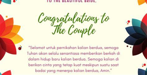 Gambar Kata Tentang Pernikahan