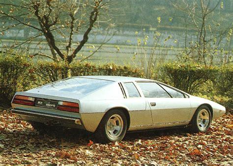 lotus esprit concept   concept cars