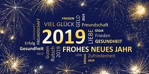 Neujahr 2019 KALENDER 2019