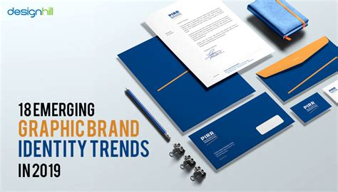 18 Emerging Graphic Brand Identity Trends In 2019 Wall Mount Business Card Holder Single Best Yoga Free Cards No Shipping Fee Template For Psd With Gdpr Ideas A Bakery Visiting Instructor Electrical Templates