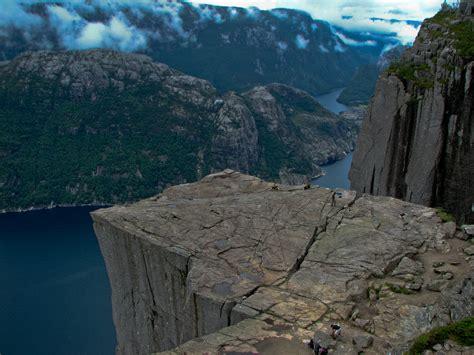 Amazing Cliffs Of Norway Adrenaline Junkies' Paradise [33
