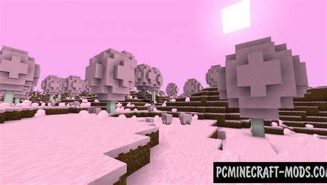candy world  dimension mod  minecraft  pc java mods