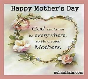 Mother's Day Quotes and Greetings : Let's Celebrate!