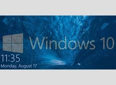 How to Customize the Windows 10 Lock Screen « Windows Tips