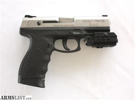 Taurus 24 7 Laser Sight