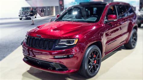 jeep grand cherokee srt trackhawk review
