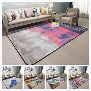 Teppich Auf Englisch : gro handel abstrakte kunst teppiche f r zuhause wohnzimmer ~ Watch28wear.com Haus und Dekorationen