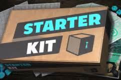 Starter Kit | Geek and Sundry