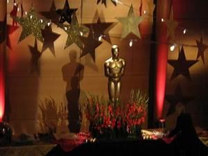 Hollywood Themed Party - Baraka Art