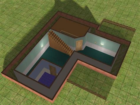 Basement  The Sims Wiki  Fandom Powered By Wikia. Interior Design Living Room Colors. Great Little Rooms. Futuristic Room Designs. Round Dining Room Table For 8