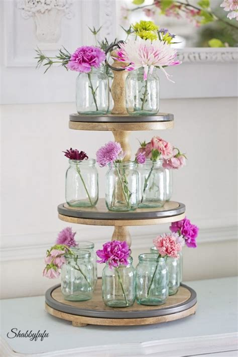 absolutely stunning tiered tray styling ideas