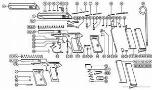 Blueprints  U0026gt  Weapons  U0026gt  Pistols  U0026gt  Walther Ppk
