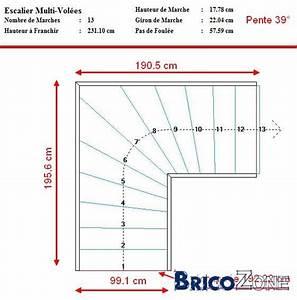 calcul escalier helicoidal beautiful escalier sur With attractive plan maison avec cote 7 calculer un escalier droit