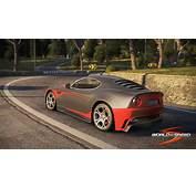 New Alfa Romeo 8C Competizione Screenshots  World Of Speed