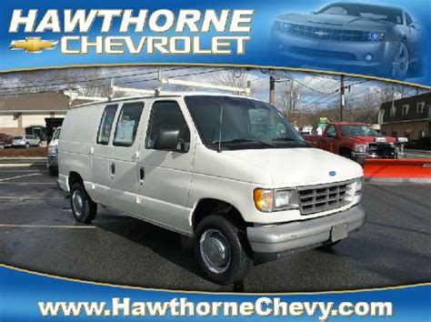 1996 Ford E 250 by 1996 Ford E 250 Information And Photos Momentcar