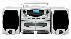 Radio Cd Kassette : portable mp3 cd player dual cassette recorder am fm radio ~ Jslefanu.com Haus und Dekorationen