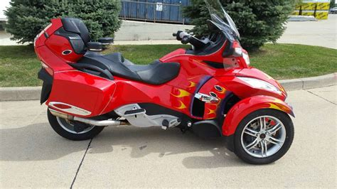 2011 Can Am Spyder Roadster Rt S Motorcycles For Sale