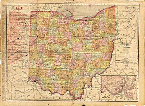 1902 ohio rr map