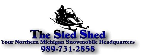 sled shed storage gaylord mi gaylord area businesses sled shed gaylord michigan