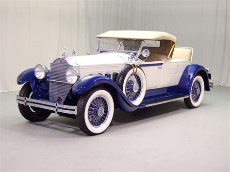 Custom Car Companies by 1929 Packard 640 Custom Packard Motor Car Company