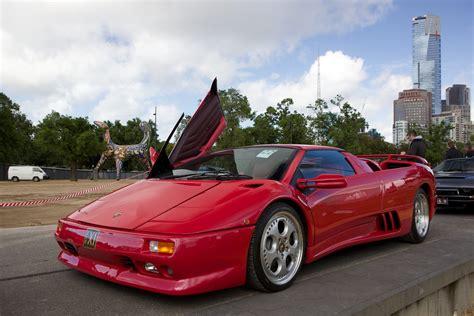 1996 Lamborghini Diablo Vt Roadster Gallery Gallery