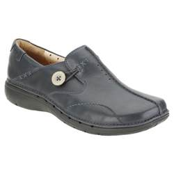 womens boots clarks clarks un loop womens shoes navy leather charles clinkard
