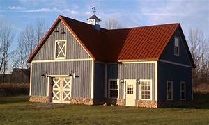 looking for rusted tin roofing for our next roof on the With barn tin colors