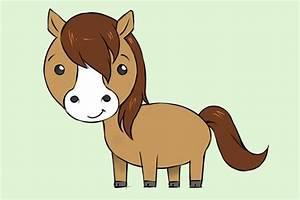 Cute Cartoon Horse Face | www.imgkid.com - The Image Kid ...
