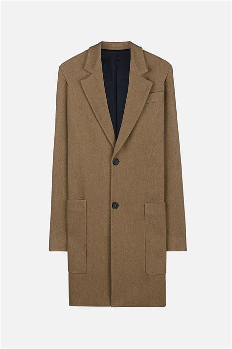 ami alexandre mattiussi oversize 2 button coat ami