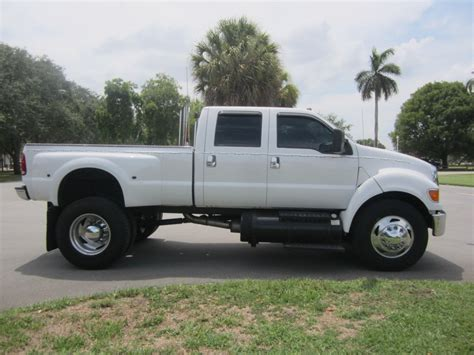 2005 FORD F650 C7 CAT WITH Allison Trani Monster Truck for ...