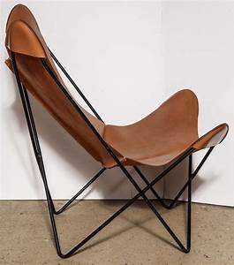 Hardoy Butterfly Chair : single knoll style hardoy butterfly chair at 1stdibs ~ Sanjose-hotels-ca.com Haus und Dekorationen