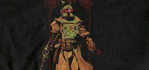 Steampunk Boba Fett Becomes a T-Shirt « Steampunk R&D ...